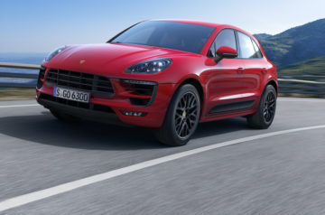 More Power For The Porsche Macan Turbo